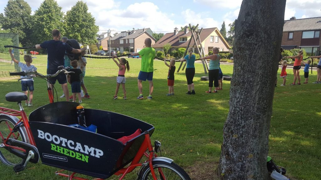 Ouder-Kind Bootcamp in Rheden